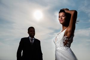 Reportaje recién casados y Postbodas